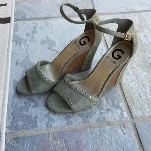 Guess Wedges Size 7